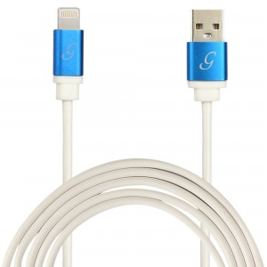 ulti sidhi kaisi bhi iPhone 5/6/7/8/X data cable  (iPhX-924)